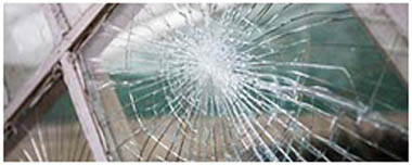 Sevenoaks Smashed Glass